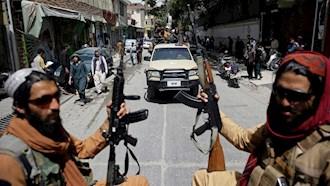 افغانستان - نیروهای طالبان