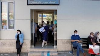 کرونا و  قرمز شدن شهرهای ایران
