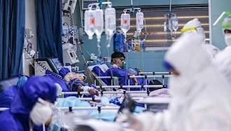 ابتلای ۱۰۰هزار پرستار به بیماری کرونا در ایران