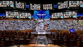 اجلاس جهانی ایران آزاد ۲۰۲۱