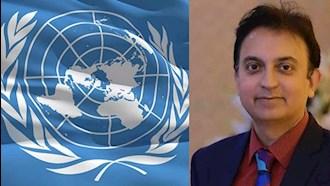 جاوید رحمان، گزارشگر ویژه حقوقبشر در امور ایران