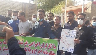 اعتصاب کارگران هفت تپه - ۲۴مرداد۱۴۰۰