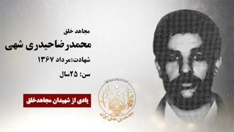 محمدرضاحيدري شهي