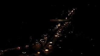 قطع برق در تهران