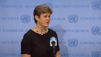 وودوارد نماینده انگلستان در سازمان ملل