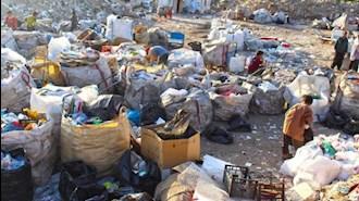 زباله گردی کودکان کار
