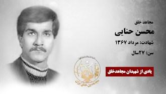 محسن حنایی