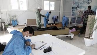 قربانیان کرونا در ایران