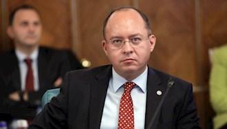 بوگدان اورسکو وزیر خارجه رومانی
