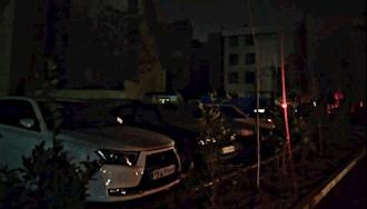 قطعی برق در تهران - آرشیو