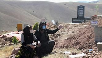 آرامستان کرونایی در ایران