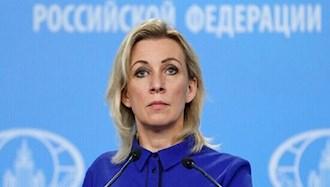 ماریا زاخارووا، سخنگوی وزارتخارجه روسیه