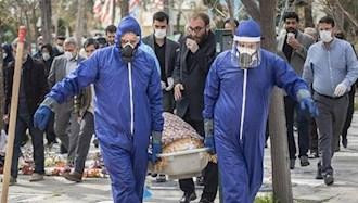 سونامی کرونا در ایران