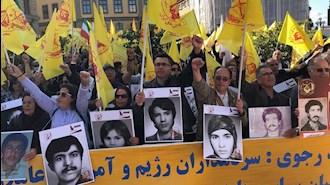 گرامیداشت سالگرد قتل عام ۶۷ در سوئد