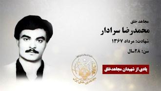 محمدرضا سرادار