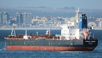 حمله تروریستی به کشتی مرسر استریت در ساحل عمان