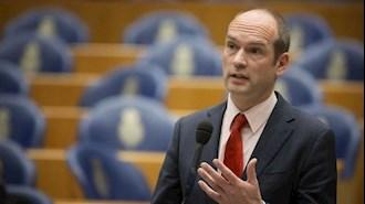 گرت جان سگرز عضو پارلمان هلند