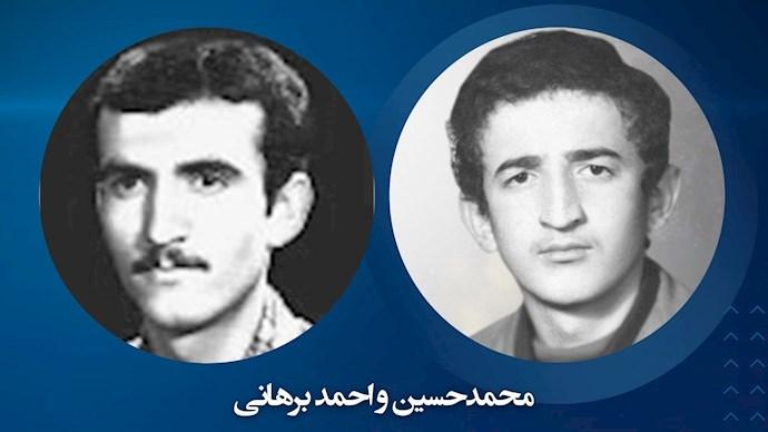 محمدحسین و احمد برهانی