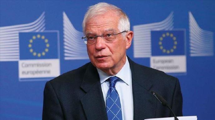جوزپ بورل، مسئول سیاست خارجی اتحادیه اروپا