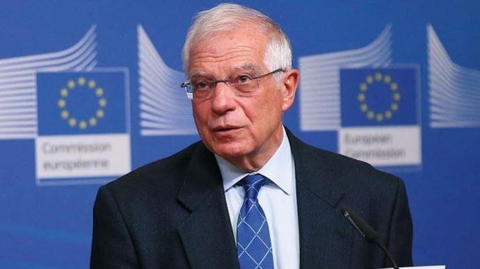 جوزپ بورل رئیس سیاست خارجی اتحادیه