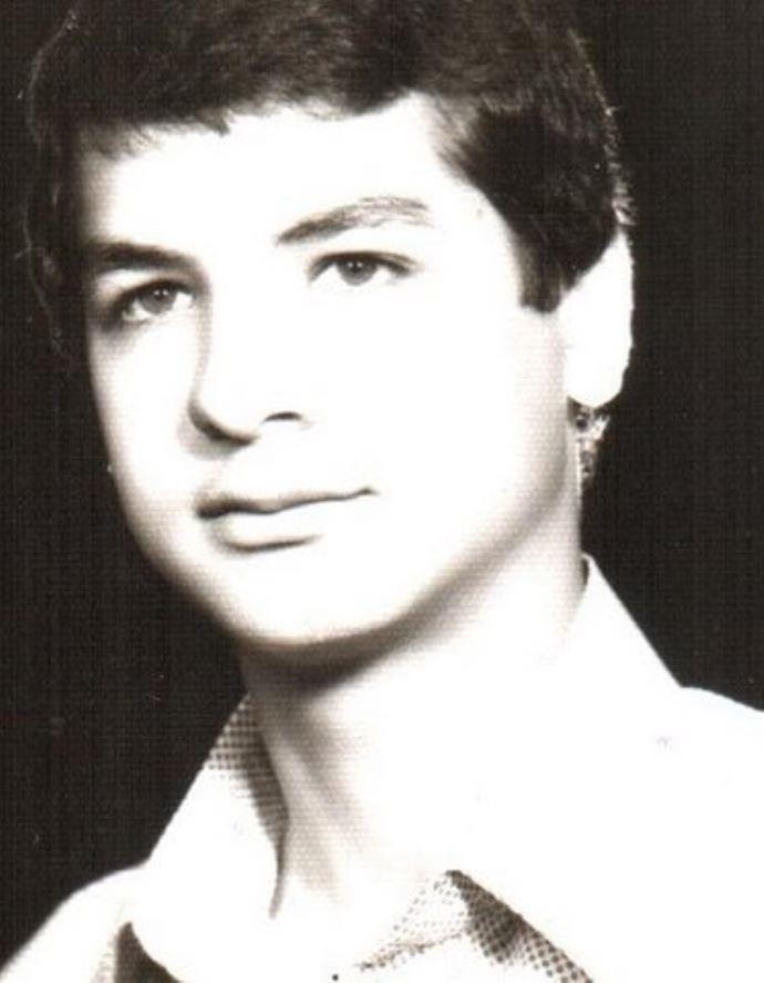 مجاهد شهید مهران بیغم در 16سالگی