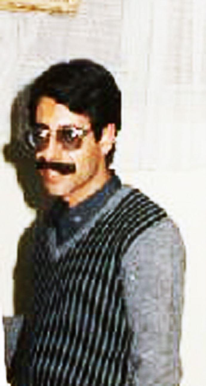 علی مبارکی