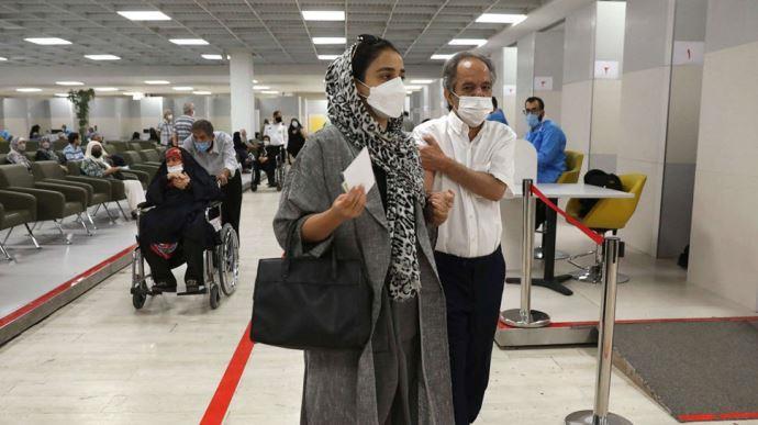 واکسیناسیون کرونا در ایران
