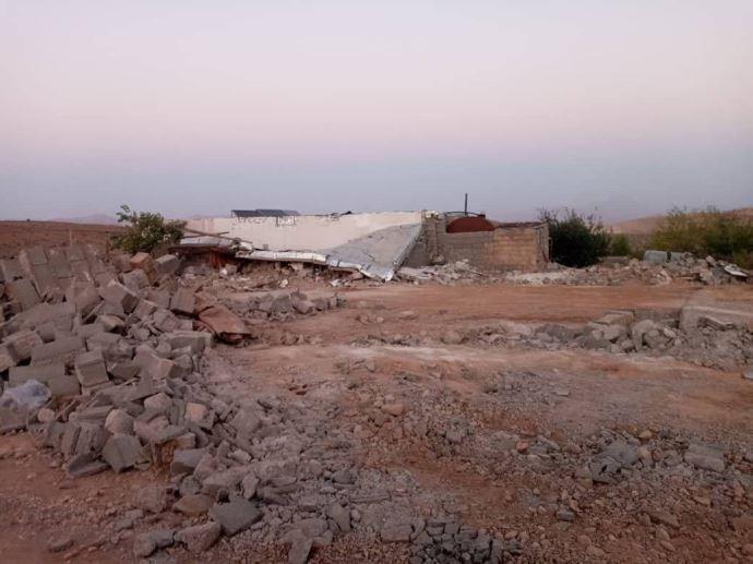تخریب خانههای مردم در شیراز توسط رژیم - 7