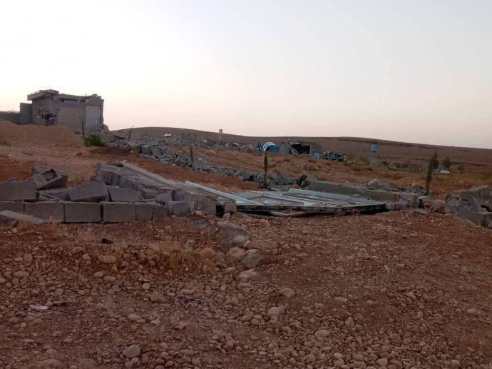 تخریب خانههای مردم در شیراز توسط رژیم - 4