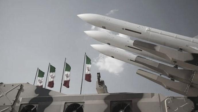 موشکی رژیم ایران