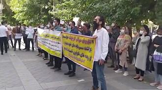 تجمع اعتراضی کاربران کریپتولند