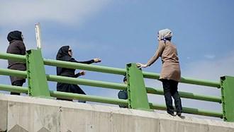 خودکشی در ایران نتیجه حاکمیت آخوندی