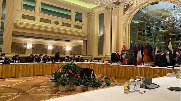 گرند هتل، محل مذاکرات اتمی در وین