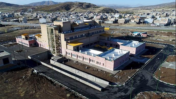 تأسیسات وابسته به بنیاد برکت خامنهای
