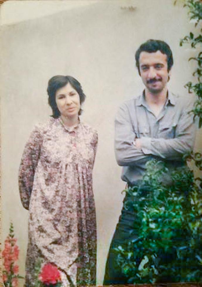 احمد محمدی و زهرا ناظمی
