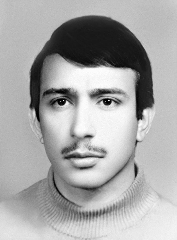 مجاهد شهید سعید محمد طاهرنجار