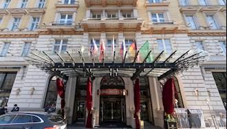 گراند هتل وین محل مذاکرات بر سر برجام