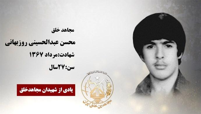 محسن عبدالحسینی روزبهانی