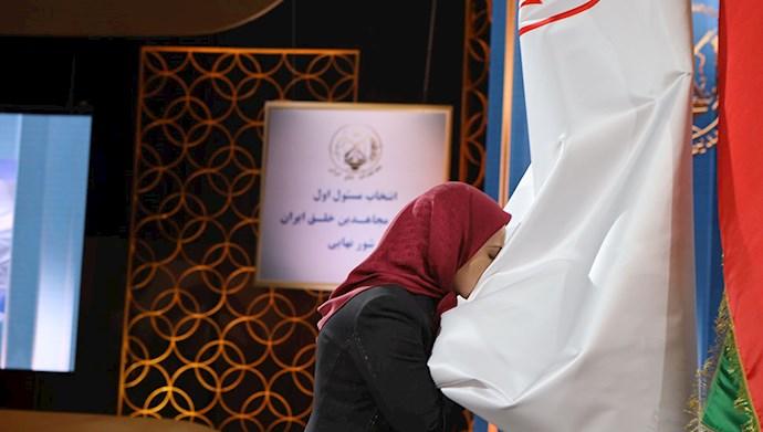 تصاویری از مراسم انتخاب مسئول اول سازمان مجاهدین - ۱۴شهریور۱۴۰۰