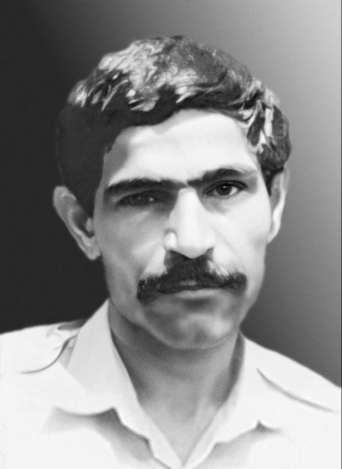 -مجاهد شهید شاپور عزیززاده ملکی
