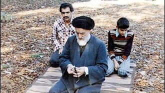 مسعود علایی خستو نوه پدر طالقانی