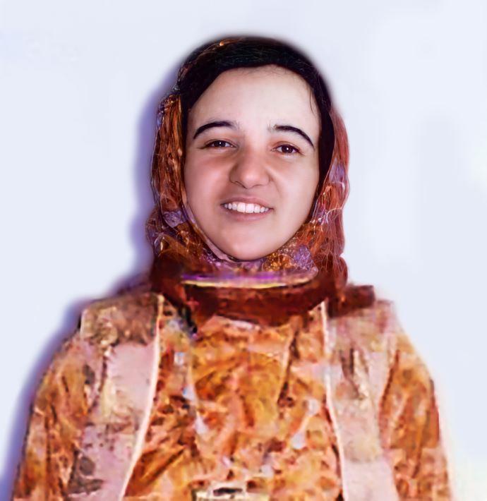 -مجاهد شهید اشرف معزی