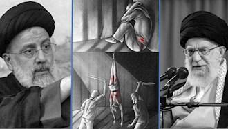 ماستمالی و در بردن خامنهای و رئیسی جلاد از مسئولیت اعمال شکنجه در زندانهای ایران