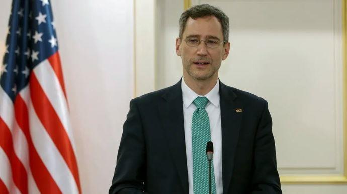 جوی هود معاون وزیر خارجه آمریکا