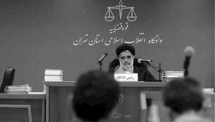 آخوند جنایتکار احمد زرگر