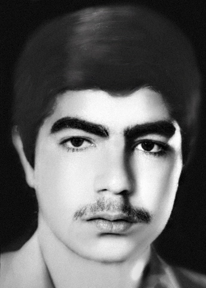 -مجاهد شهید ایرج اسماعیلی