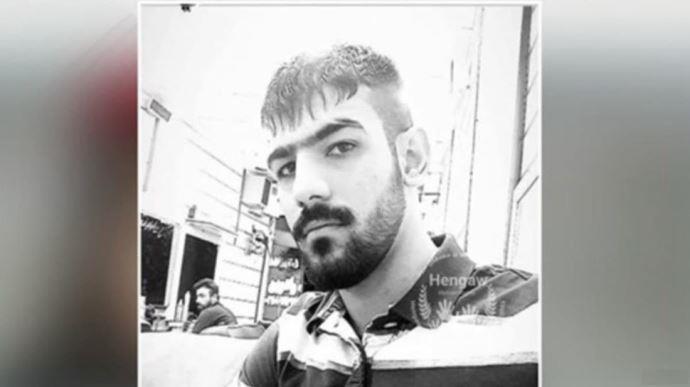 قتل   «امیر حسین حاتمی» توسط دژخیمان خامنهای در زندان فشافویه تهران