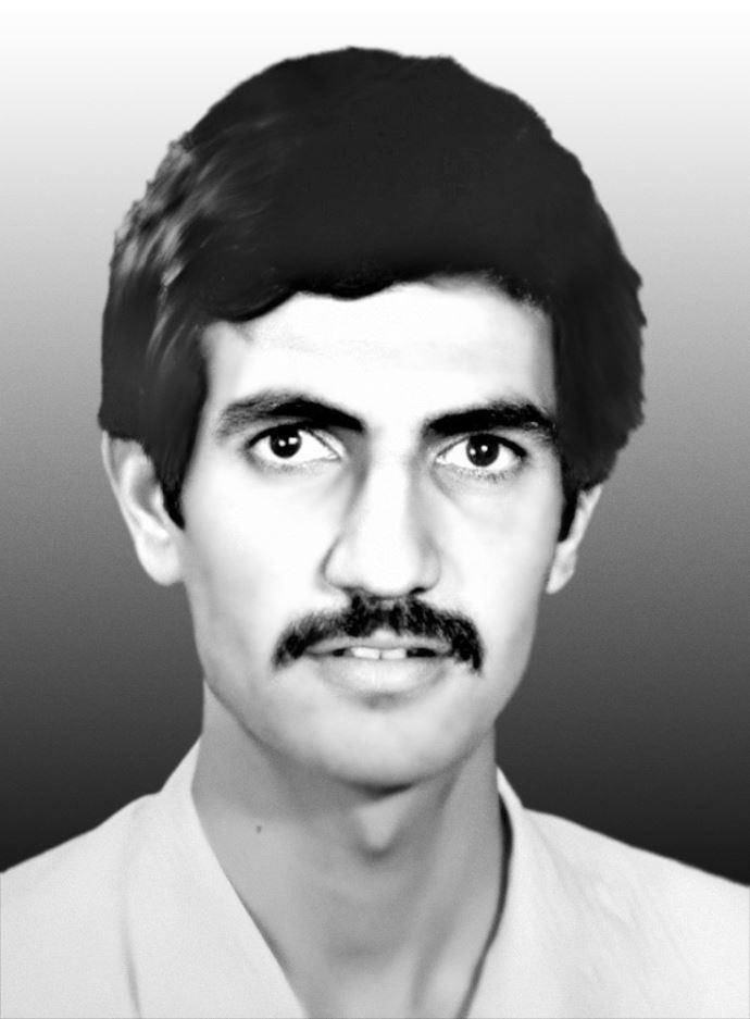 - مجاهد شهید عبدالعظیم محمدرضایی اسفرجانی