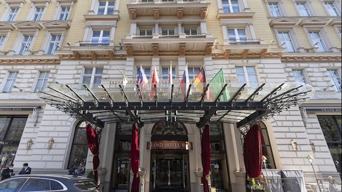 گرند هتل، محل مذاکرات اتمی برجام