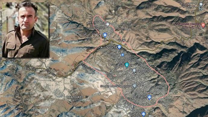 کشته شدن یک کولبر در مرز سردشت